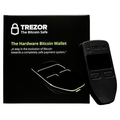 Trezor Wallet Black
