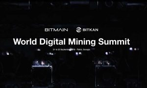 World Digital Mining Summit 2018