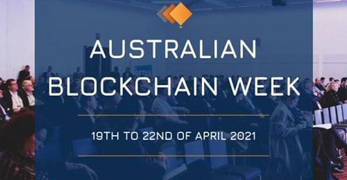 australian blockchain week event